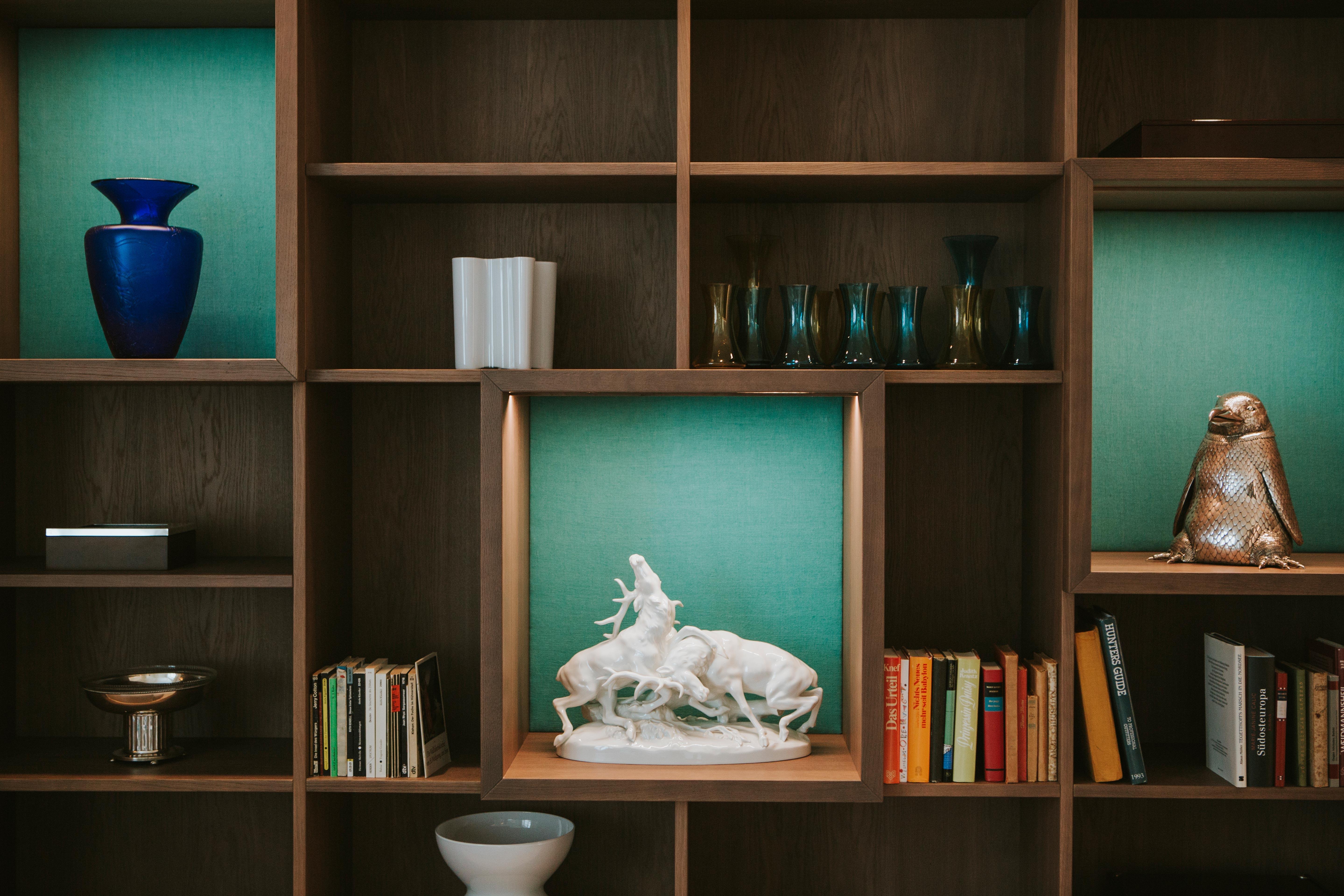 NORZ Innenarchitektur Bibliothek
