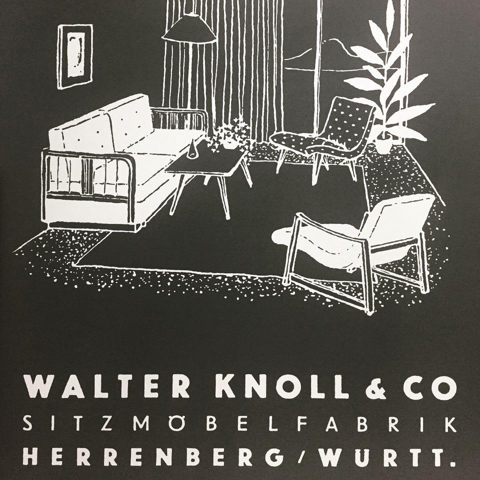 Norz bei Walter Knoll