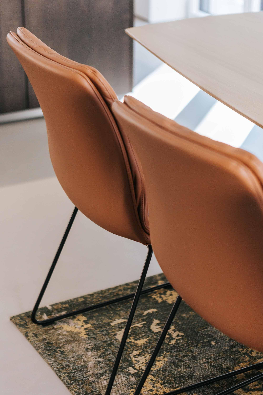 Essplatz Stühle von Walter Knoll
