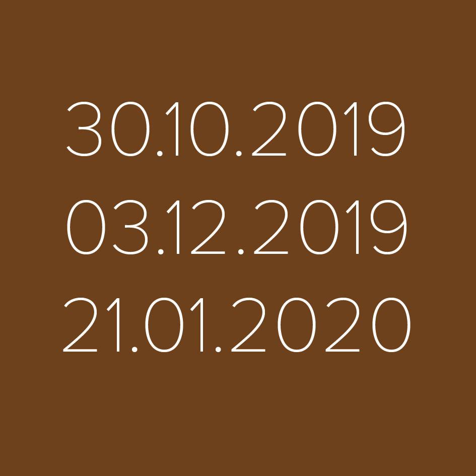 Norz Kochwerkstatt Termine 2019 2020